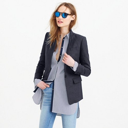 Regent Blazer by J.Crew in The Martian