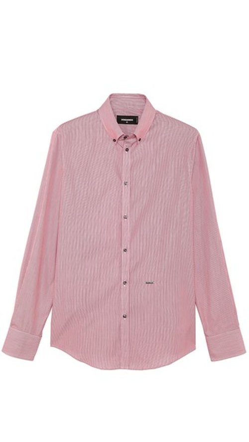Stripe Dress Shirt by Dsquared2 in Her
