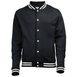 Mens College Jacket by Awdis in Master of None