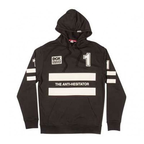 Anti Hesitator Hoodie by DGK in Keeping Up With The Kardashians - Season 11 Episode 13