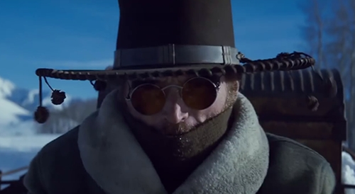 Custom Made Goggles by Old Focals in The Hateful Eight