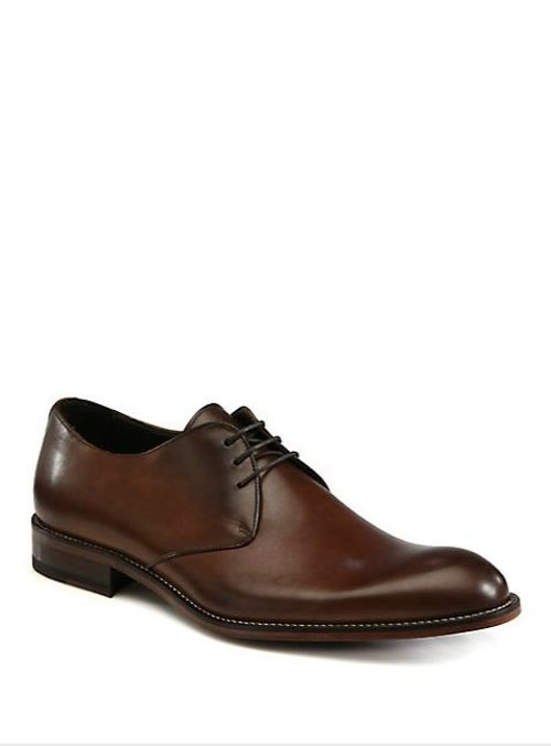 Winston Leather Oxford Shoes by To Boot New York in Run All Night