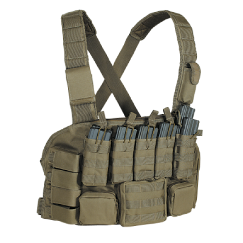 Tactical Chest Rig by Voodoo Tactical in Sabotage