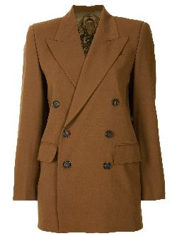 MID-LENGTH WOOL CASHMERE TRENCH COAT by Burberry in Oculus