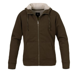 Sherpa Fleece Hoody Jacket by Stormtech in Twilight