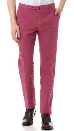 Chinolino Trousers by Incotex in Anchorman 2: The Legend Continues