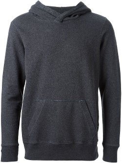 Hooded Sweater by Paul Smith Jeans in No Strings Attached