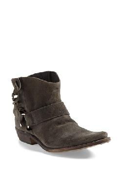 'Rennie' Fringe Boot by Golden Goose in Divergent