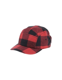 Flannel Hat by Rag & Bone in Krampus