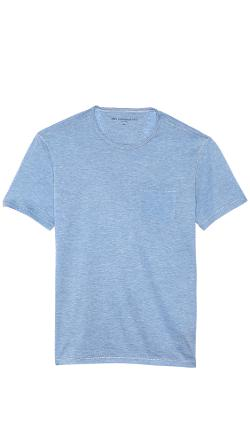 Short Sleeve Crew Neck Tee by John Varvatos Star USA in Ride Along