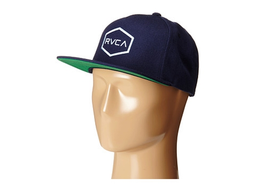 Commonwealth Snapback by Rvca in We Are Your Friends
