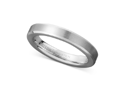Tungsten Carbide Ring by Triton in Silver Linings Playbook