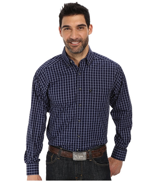 Long Sleeve Button Down Shirt by Tuf Cooper by Panhandle in The Best of Me