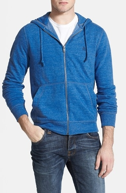 Triblend Zip Hoodie by Original Penguin in Ted 2
