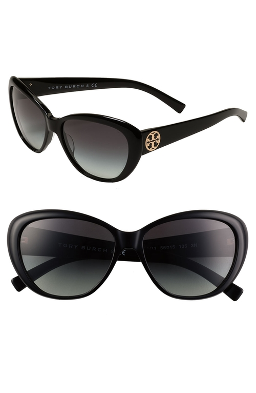 Cat Eye Sunglasses by Tory Burch in The Women