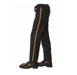 Pinstriped Wool-Twill Pants by Dries Van Noten in Shadowhunters
