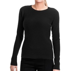 Cashmere Thermal Sweater by Lauren Hansen in Chelsea