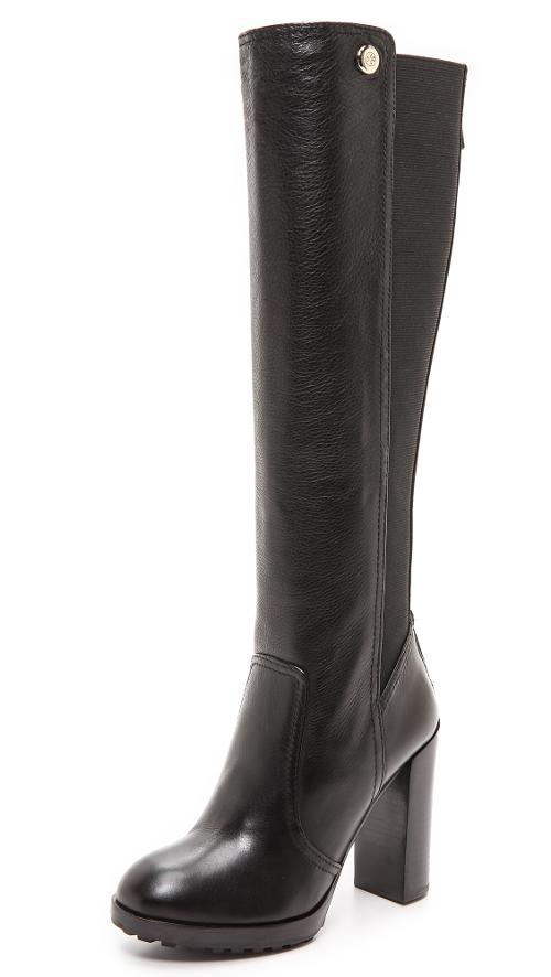 Sullivan Tall Boots by Tory Burch in New Year's Eve