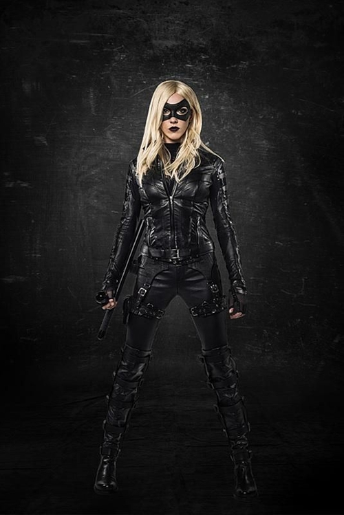 Custom Made 'Black Canary' Costume by Maya Mani (Costume Designer) in Arrow - Season 4 Episode 1