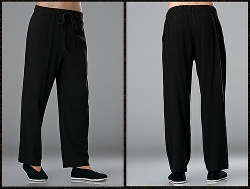 Commoner Chinese Tai Chi Kung Fu Pants by Asia Sale in Man of Tai Chi