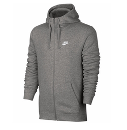 Men's Fleece Zip Hoodie by Nike in Blair Witch