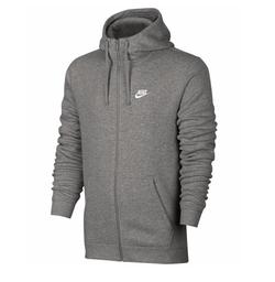 Men's Fleece Zip Hoodie by Nike  in Blair Witch