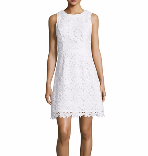 Sleeveless Lace Dress by Kate Spade New York in Live By Night
