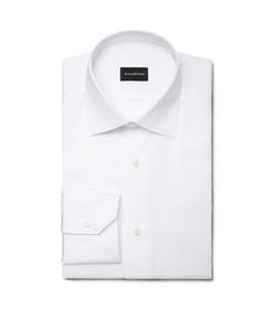 Point Collar Shirt by Ermenegildo Zegna in Suits