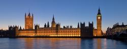 London, United Kingdom by Big Ben in Survivor