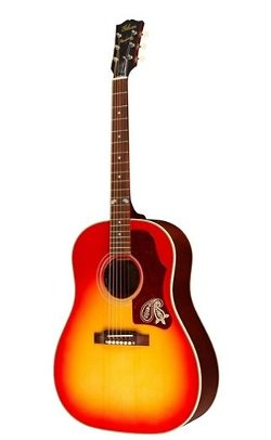 Brad Paisley Signature J-45 Acoustic-Electric Guitar by Gibson in Begin Again