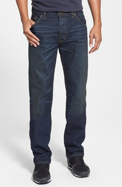Jones Slim Fit Jeans by Raleigh Denim in That Awkward Moment
