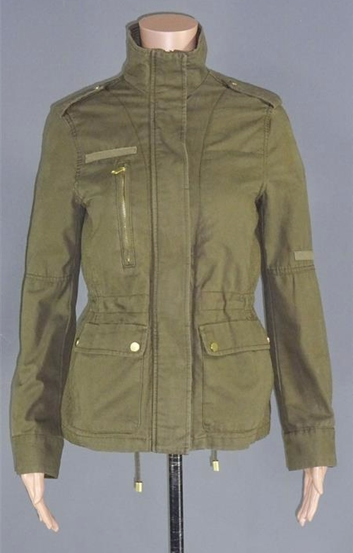 Cargo Jacket by H&M in Me Before You