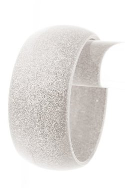 Glitter Filled Acrylic Bangle by Karmas Canvas in The Best of Me
