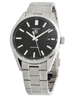Men's WV211B.BA0787 Carrera Automatic Watch by TAG Heuer in Inception