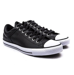 Leather Chuck Taylor All Star High Street Sneakers by Converse in Shadowhunters