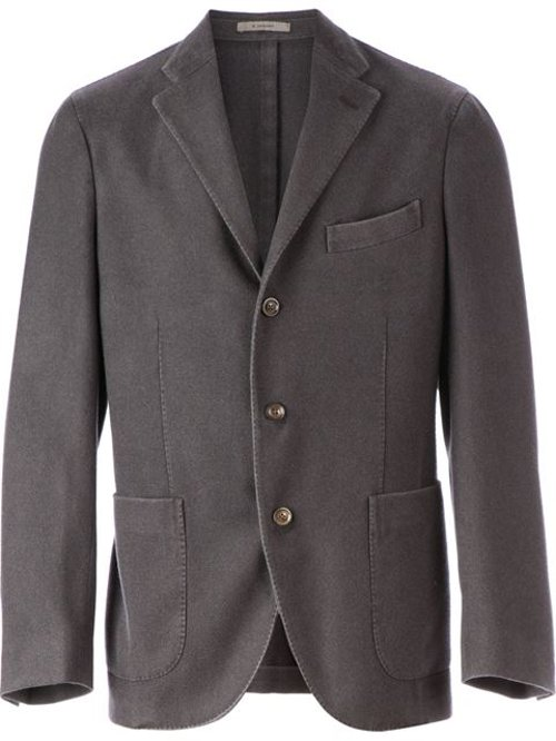 Classic Blazer by Boglioli in Begin Again