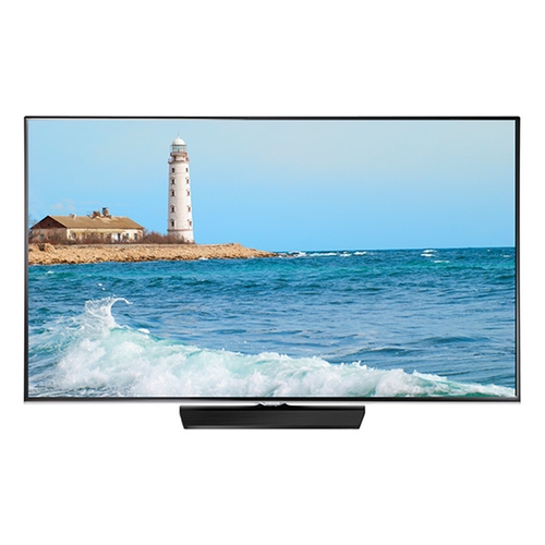 LED H5500 Series Smart TV by Samsung in Need for Speed