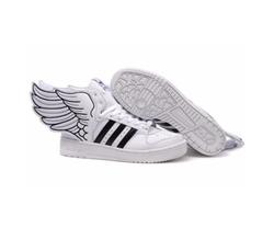 Jeremy Scott Wings 2.0 Sneakers by Adidas in Kingsman: The Secret Service
