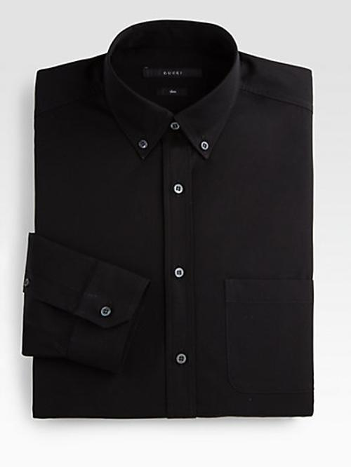 Solid Dress Shirt by Gucci in The November Man