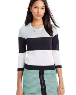 Colorblock Pullover by Armani Exchange in Supergirl
