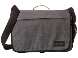 Hudson Messenger Bag by Dakine in Quantico