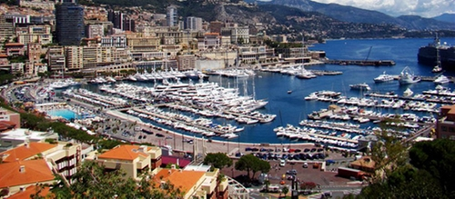 Port Hercule Harbour Monte Carlo in GoldenEye