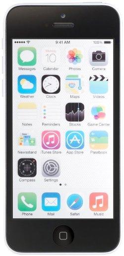 iPhone 5c by Apple in Begin Again
