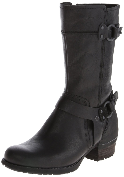 Leather Shiloh Peak Boots by Merrell in Pretty Little Liars - Season 6 Episode 5