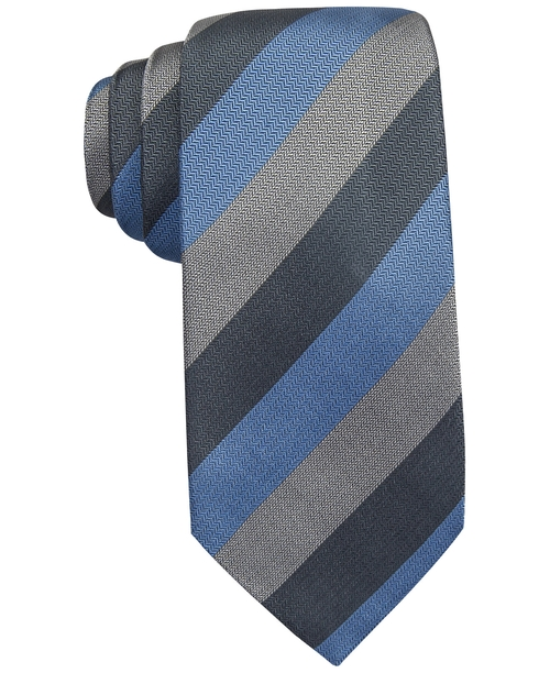 Marino Stripe Slim Tie by Vince Camuto in Brooklyn Nine-Nine - Season 3 Episode 6