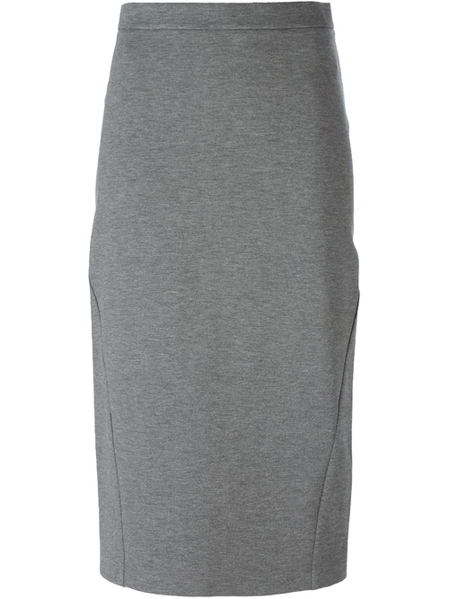Midi Pencil Skirt by Ermanno Scervino in Suits
