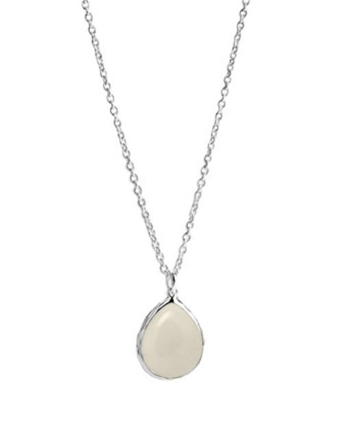 Mother-of-Pearl Pendant Necklace by Ippolita in Frank Miller's Sin City: A Dame To Kill For