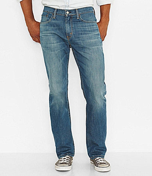 Men's 514 Straight-Fit Jeans by Levi's in Man of Tai Chi