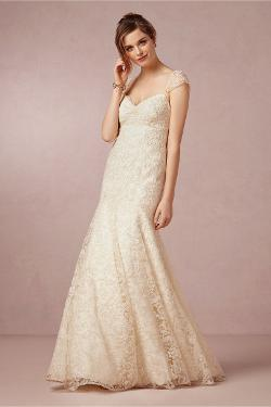 Leila Gown by BHLDN in Jersey Boys