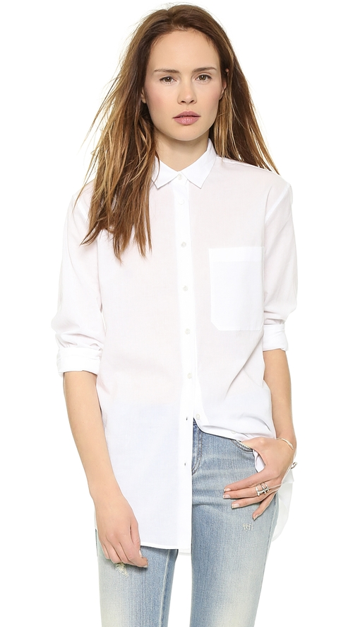 BF Dress Shirt by ATM Anthony Thomas Melillo in Youth